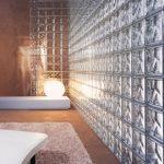 Świetna ściana świetlna